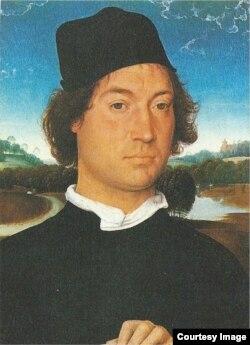 Portretul lui Memling recuperat de Siviero