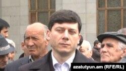 Пресс-секретарь партии «Наследие» Овсеп Хуршудян