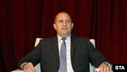 Președintele Bulgariei, Rumen Radev