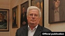 Писателот Димитар Пандев