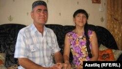 Фәгыйлә һәм Рәфис Шәймәрдановлар