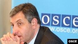 Зураб Ногаидели задал Москве два вопроса.