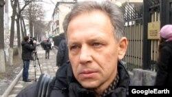Қырғызстандық журналист Владимир Фарафонов.