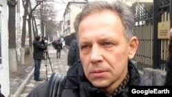 Журналист Владимир Фарафонов