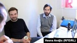 Goran Pandža i Filip Marić