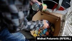 Akcija prikupljanja pomoći, 16. maj