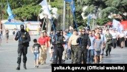 День города в Ялте, 12 августа 2017 год