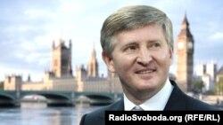 Найбагатший українець Рінат Ахметов