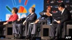 Лідери БРІКС на саміті в Дурбані