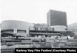 """Отель """"Термаль"""" в 1978 году"""