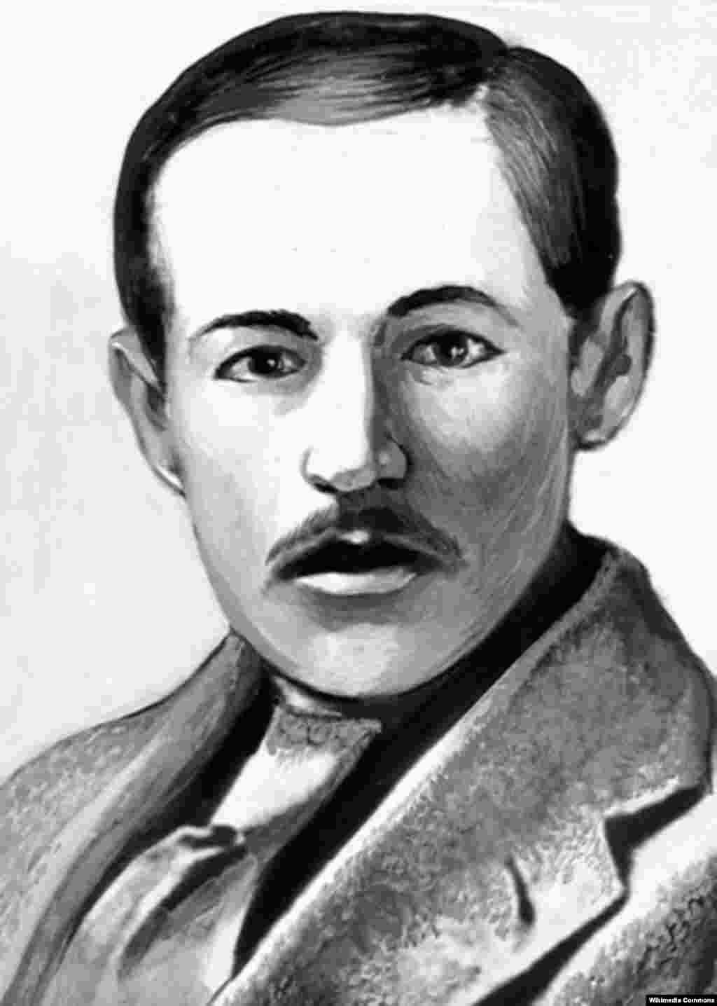 Андрей Эшкинин