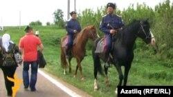 Атлы казаклар Болгар җыенында