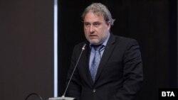 Боил Банов, министър на културата