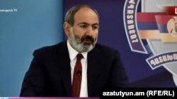 Премьер-министр Армении Никол Пашинян, 1 июля 2019 г.