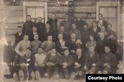 Саянское отделение лесного хозяйства Краслага НКВД