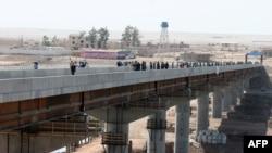 Мост на таджикско-афганской границе
