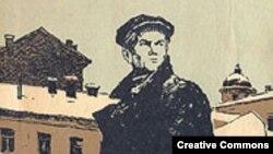 """Обложка книги Владимира Дудинцева """"Не хлебом единым"""""""