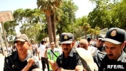 Azadlıq Blokunun İçərişəhər metrosu qarşısıdnakı aksiyası, 5 İyun 2010