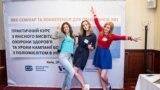 Учасники практичного курсу з якісного висвітлення медичних проблем в Україні
