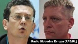 Asim Mujkić i Zlatan Begić