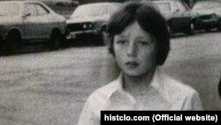 Vladimir Polovčak kao dvanaestogodišnjak (1980. godine)