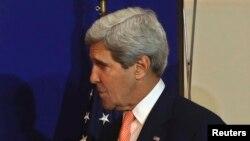 Государственный секретарь США Джон Керри.