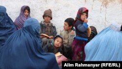 Dozens of displaced families from Faryab desperately need help in Samangan.