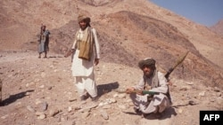 Աֆղանստան - Թալիբները Ջալալաբադի մերձակայքում, արխիվ
