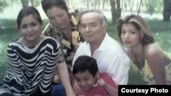 Каримов үй-бүлөсү