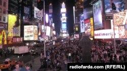 ABŞ. New York. Time Meydanı