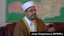 Америкалык имам Яхия Хенди Бишкекте. 12-июнь, 2012.