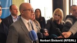 """Ne znam zašto """"Vode Vojvodine"""" ćute: Miloš Vučević"""