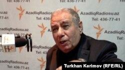 Прозаик Акрам Айлисли, 2013