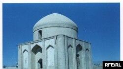 Мавзолей Алишера Навои. Герат, город на северо-западе Афганистана.