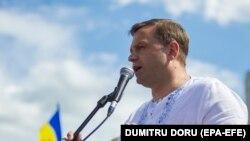 Chisinau mayoral candidate Andrei Nastase (file photo)