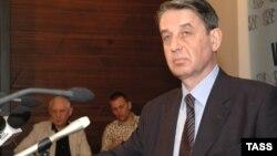 Министр культуры России Александр Авдеев, 21 мая 2008