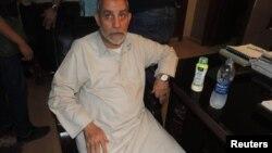 Лидерот на забранетото Муслиманско братство Мухамед Бади.