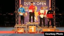 Каратистот Огнен Груевски го освои златниот медал на турнирот од Премиер лигата, што минатата недела се одржа во холандскиот Додрех.