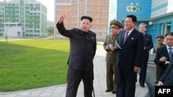 Kim Jong-Un (majats)