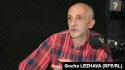 Политолог Георгий Хухашвили