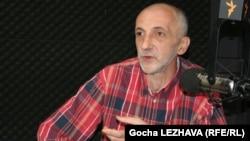 Грузинский политолог Гия Хухашвили