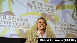 Jeremy Irons na Sarajevo Film Festivalu