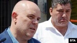 Зам.-главния прокурор и единствен кандидат за нов върховен обвинител Иван Гешев