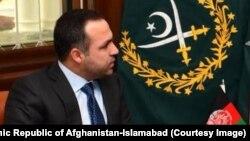 عاطف مشعل سفیر افغانستان در پاکستان