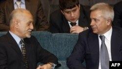 وزير النفط العراقي ورئيس شركة لوك أويل الروسية