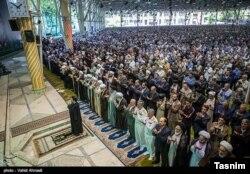 Пятничная молитва в Тегеране. 17 мая 2019 года