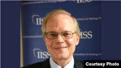 Mark Fitzpatrick--Executive Director, IISS-Americas