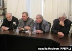 Ziyalılar Forumunun iclası - 30 dekabr 2011