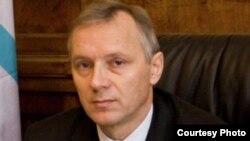 На снимке: Андрей Лялин – бывший директор Центрального военно-морского музея в Санкт-Петербурге