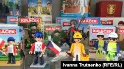 «Іграчек» – популярна іграшка серед чеських хлопчиків та їхніх батьків
